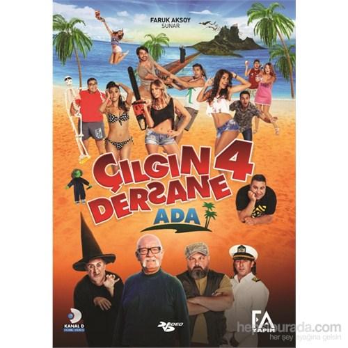 Çılgın Dersane 4: Ada (DVD)