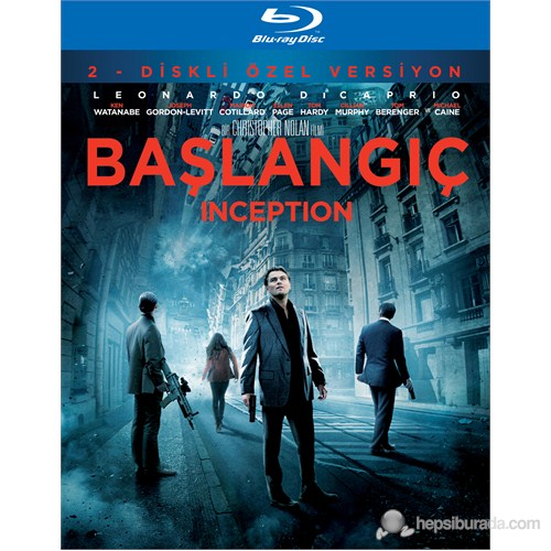 Inception (Başlangıç) (Blu-Ray Disc)