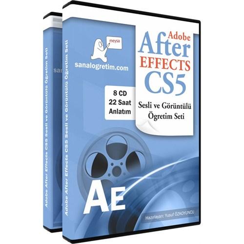 After Effects CS5 Seti (8 CD - 22 Saat Anlatım)
