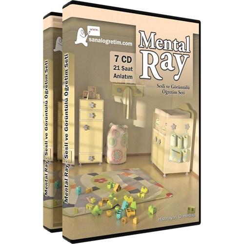 Mental Ray (7 CD - 22 Saat Anlatım)