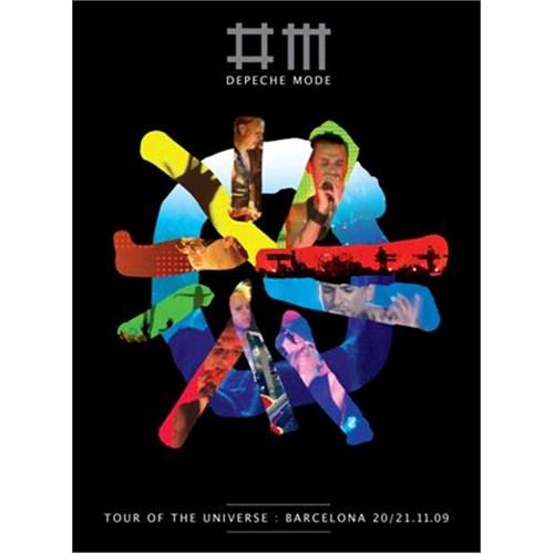 Depeche Mode - Tour Of The Universe (2 DVD + 2 CD)