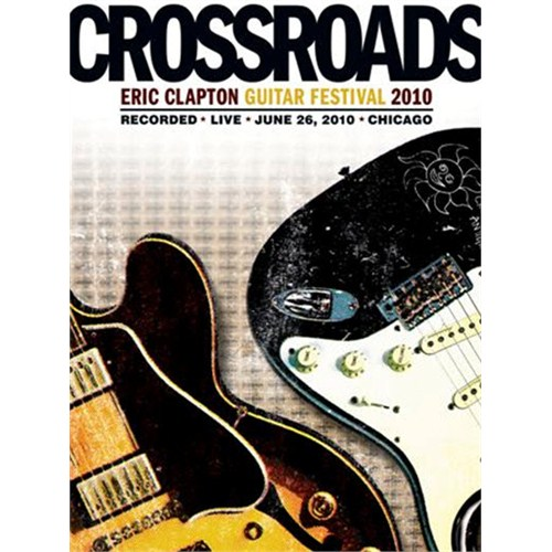 Eric Clapton - Crossroads Guitar Festival (Blu-Ray Disc)