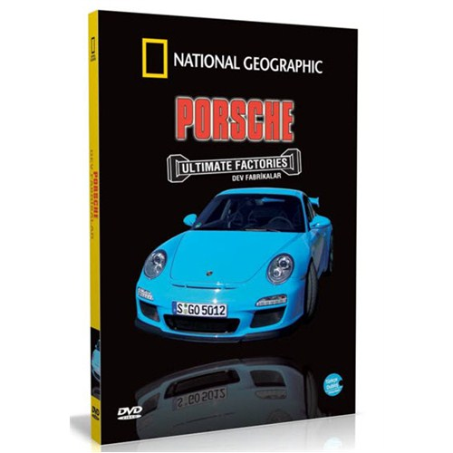 National Geographic: Ultimate Factories Porsche (National Geographic:Dev Fabrikalar Porsche)