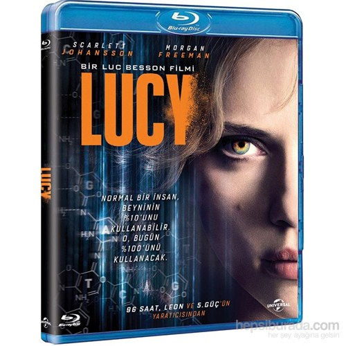 Lucy (Blu-Ray Disc)