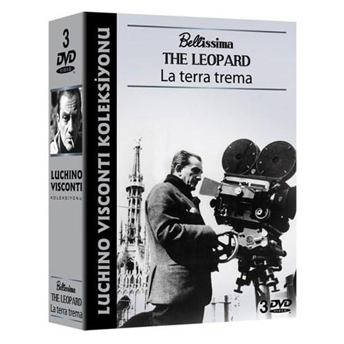 Luchino Visconti Koleksiyonu (3 Disc)