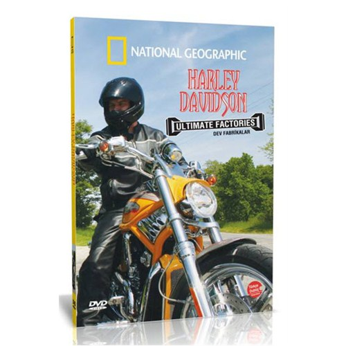 National Geographic Ultimate Factories Harley & Davidson (National Geographic Dev Fabrikalar Harley