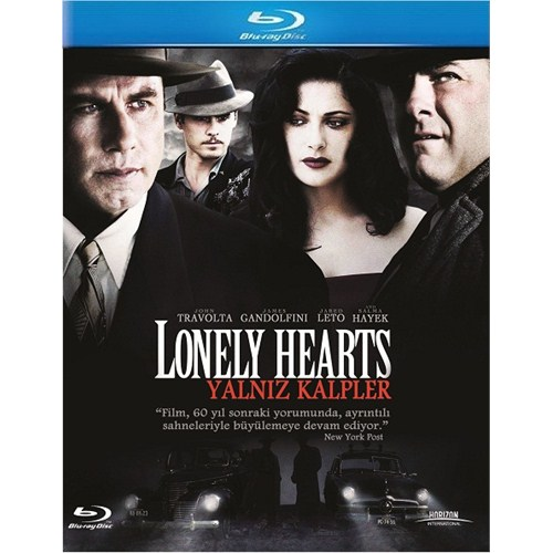 Lonely Hearts (Yalnız Kalpler) (Blu-Ray Disc)