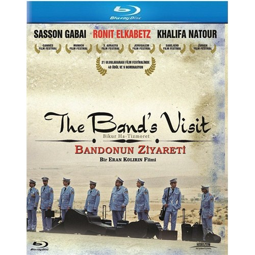 The Bands Visit (Bandonun Ziyareti) (Blu-Ray Disc)