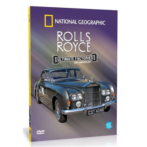 National Geographic: Ultimate Factories Rolls Royce (National Geographic: Dev Fabrikalar Rolls Royce