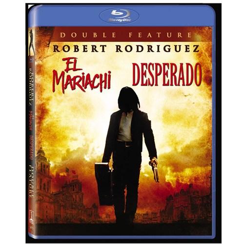 Desperado & El Mariachi (1 Disc 2 Film) (Blu-Ray Disc)