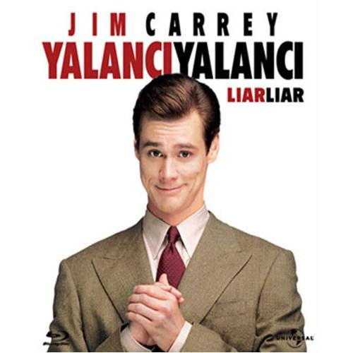 Liar Liar (Yalancı Yalancı) (Blu-Ray Disc)