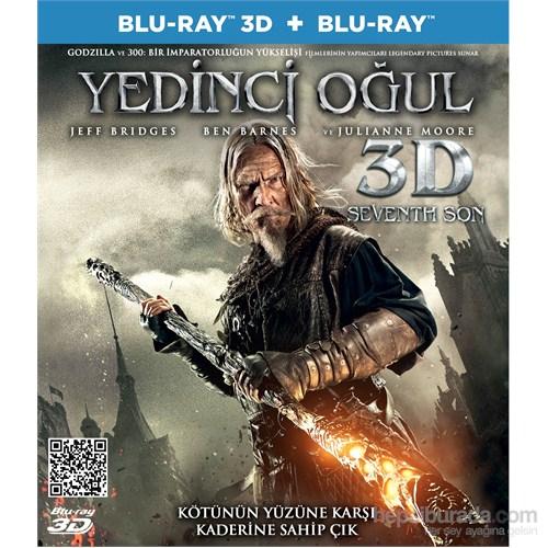 Seventh Son - Yedinci Oğul 3D+2D İki Disk (3D Blu-Ray Disc)