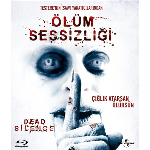 Dead Silence (Ölüm Sessizliği) (Blu-Ray Disc)