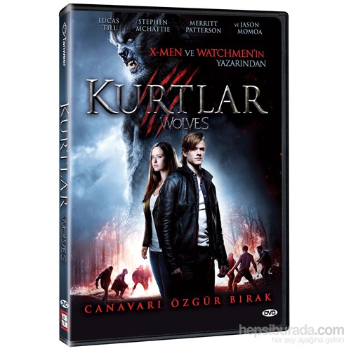 Wolves (Kurtlar) (DVD)