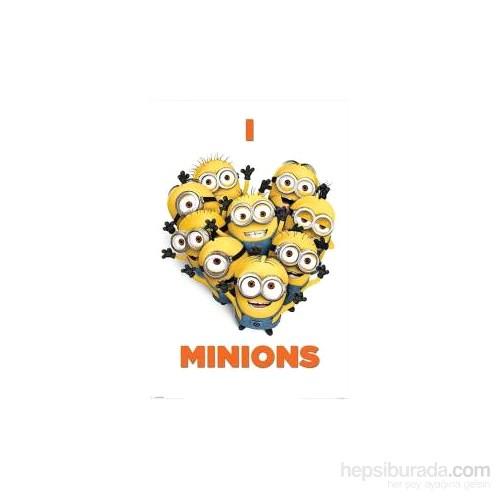 Mini Poster Despicable Me 2 I Love Minions
