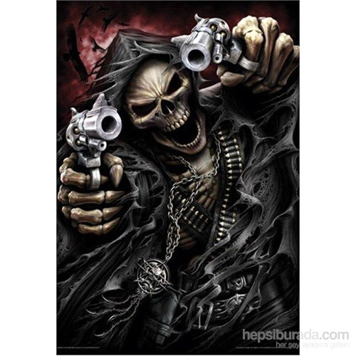 Assassins Dead Maxi Poster