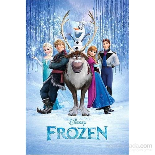 Maxi Poster Frozen Cast