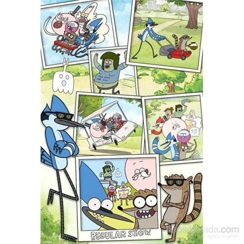Regular Show Snapshots Maxi Poster