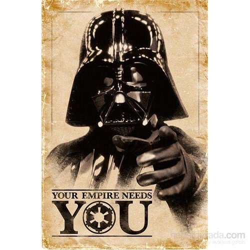 Star Wars Empire Needs You Maxi Poster