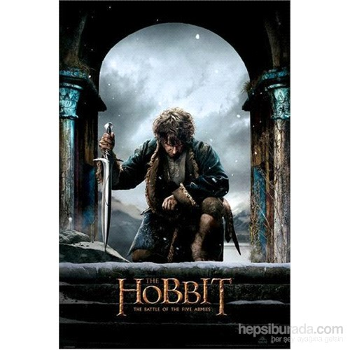 Maxi Poster The Hobbit Botfa Kneel
