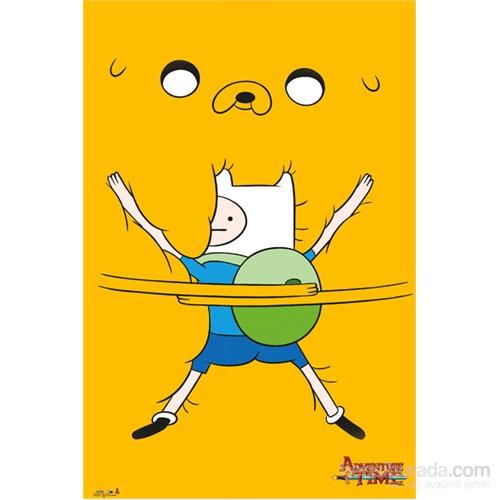 Adventure Time Bro Hug Maxi Poster