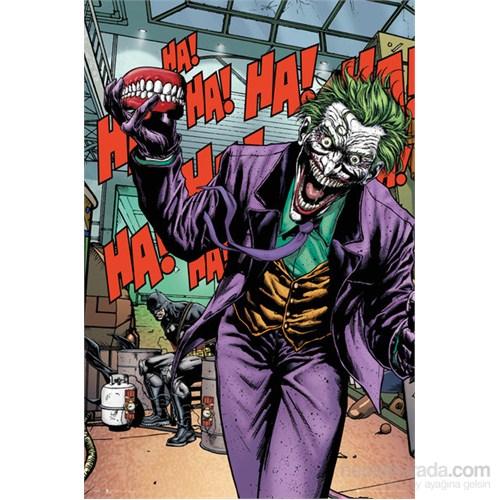 Dc Comics Joker Forver Evil Maxi Poster