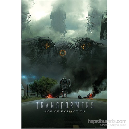 Transformers 4 İmax Teaser Maxi Poster