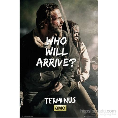 Walking Dead Rick & Michone Survive Maxi Poster