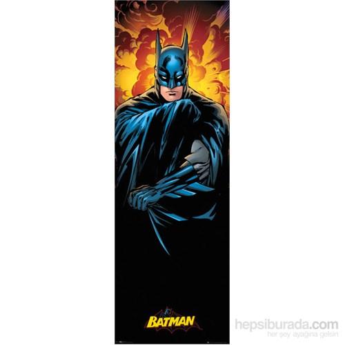 Dc Comics Batman Door Poster