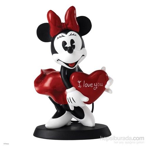 I Love You (Minnie Mouse Figurine)