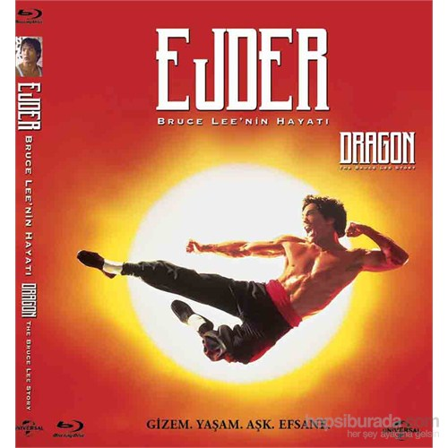 Dragon:The Bruce Lee Story (Ejder:Bruce Lee'Nin Hayatı) (Blu-Ray Disc)