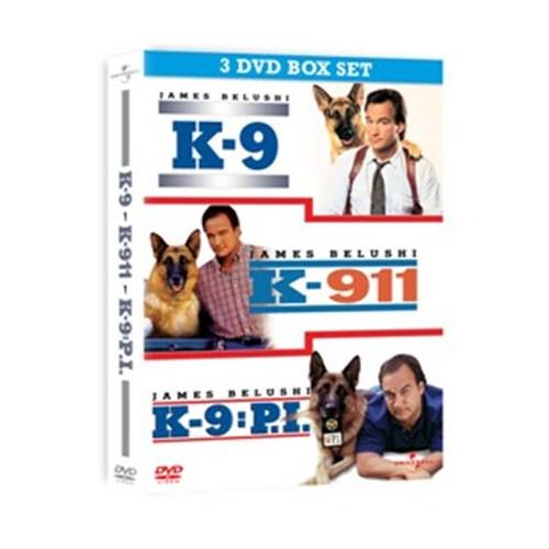 K - 9 Box Set (3 Disc)