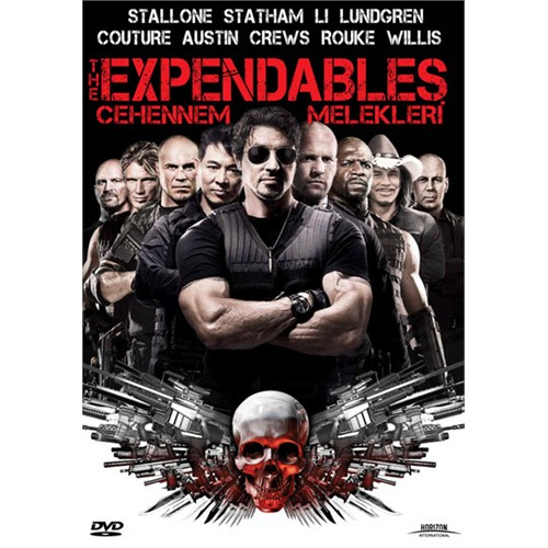 The Expendables (Cehennem Melekleri) (DVD)