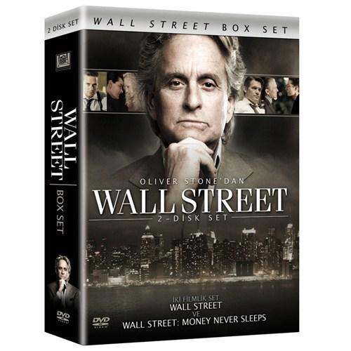 Wall Street Box Set (Borsa Özel Kutu Set)