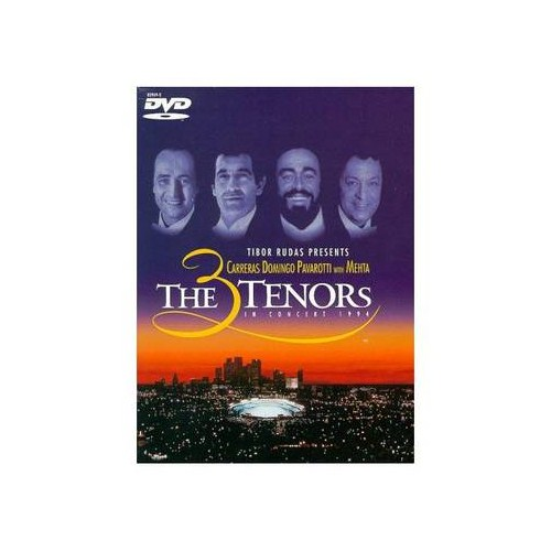 Carreras Domingo Pavarotti With Mehta - The 3 Tenors In Concert 1994