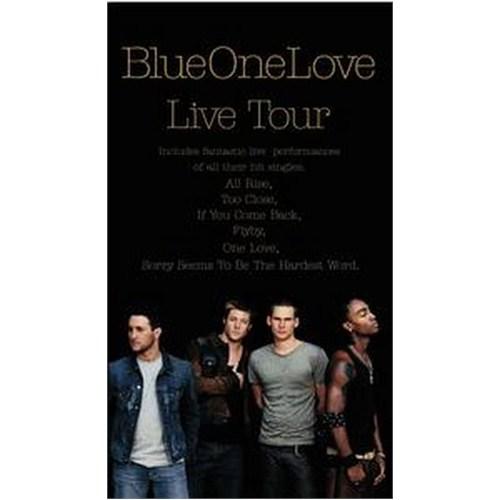 Blue - One Love Live Tour (2 Disc)