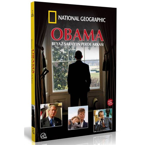 National Geographic: Obama - Beyaz Saray'ın Perde Arkası