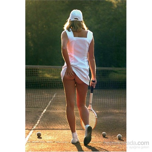 Maxi Poster Tennis Girl
