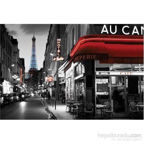 Maxi Poster Rue Parisienne