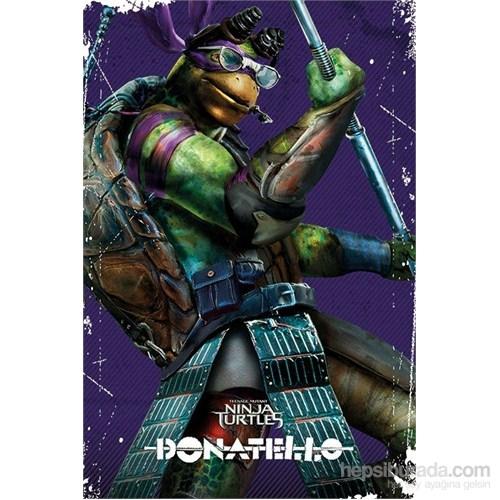 Maxi Poster Teenage Mutant Ninja Turtles (Donatello Pose)