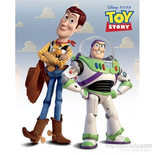 Maxi Poster Toy Story Woody & Buzz M