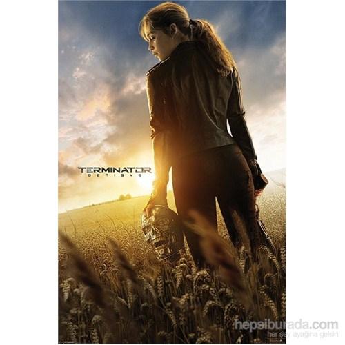 Maxi Poster Terminator Genisys Teaser