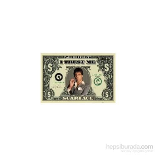 Maxi Poster Scarface Dollar