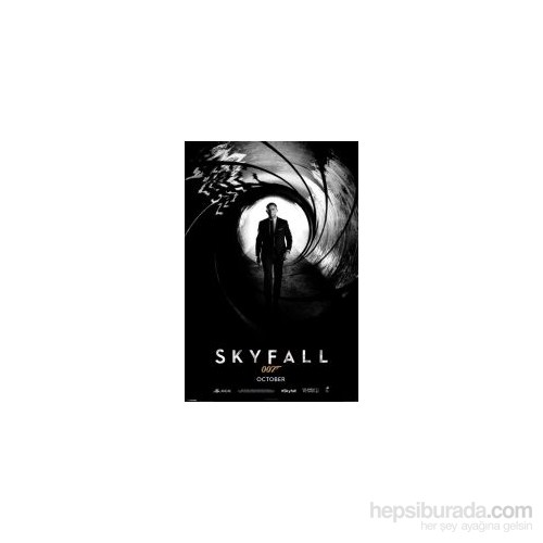 Maxi Poster James Bond Skyfall
