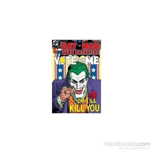 Maxi Poster Batman Joker Vote For Me