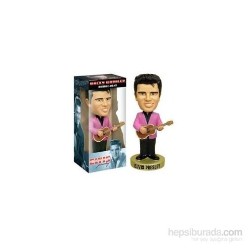 Funko Elvis Presley 50's w/Pink Jacket Wacky Wobbler