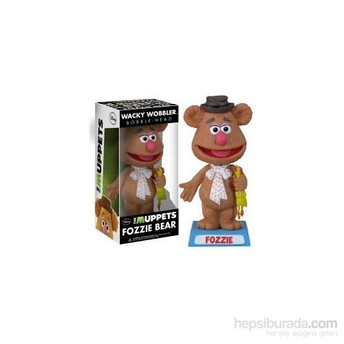 Funko The Muppets Fozzie Bear Wacky Wobbler