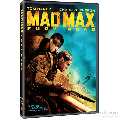 Mad Max: Fury Road (Mad Max: Fury Road) (DVD)