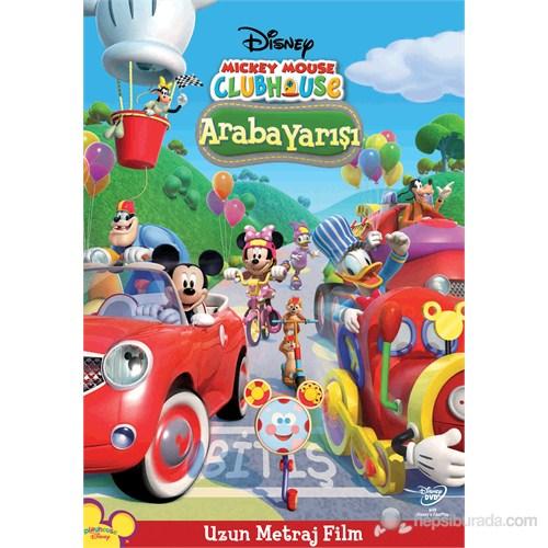 Mickey Mouse Club House: Road Rally (Mickey Mouse Club House: Araba Yarışı)