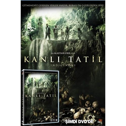 Indigenous – Kanlı Tatil (DVD)